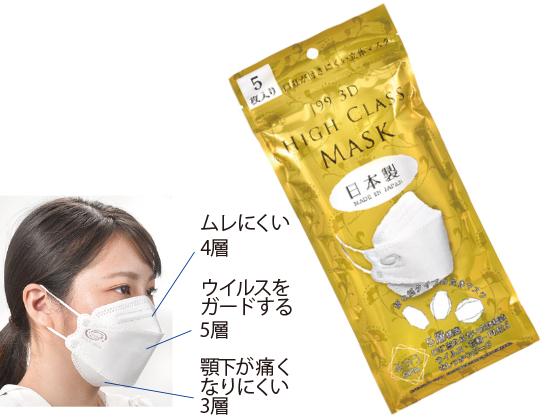 J99 立体マスク
