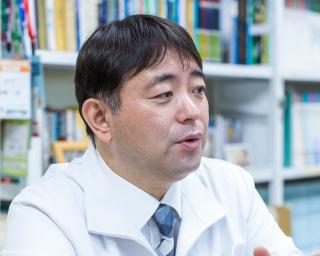 岐阜大学 応用生物科学部 共同獣医学科 教授 渡邊 一弘 先生