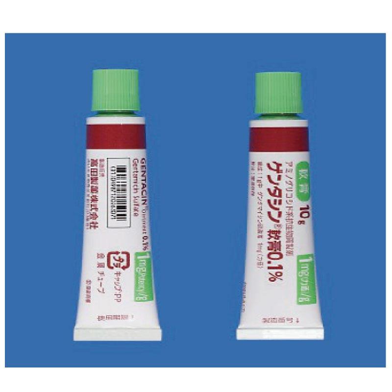 通販 ゲンタシン軟膏 ゲンタシン軟膏と同じ成分の市販薬はある?|抗生物質を含む塗り薬について解説